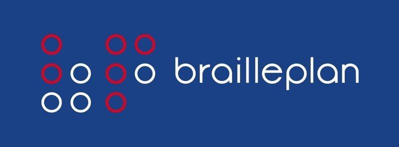 Brailleplan