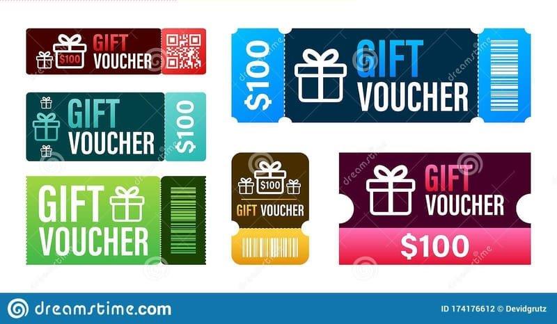 E-Coupons Gift