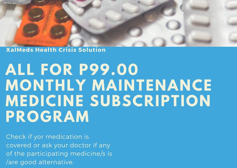 Medicine Subscription Service