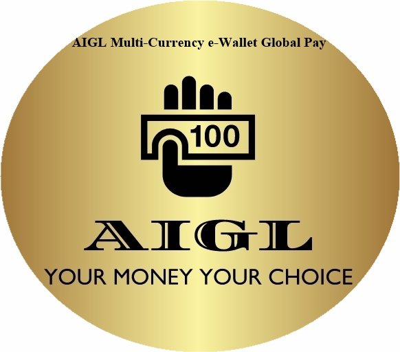 AIGL Multi-Currency e-Wallet Global Pay