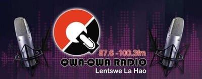 qwaqwa.Community.radio