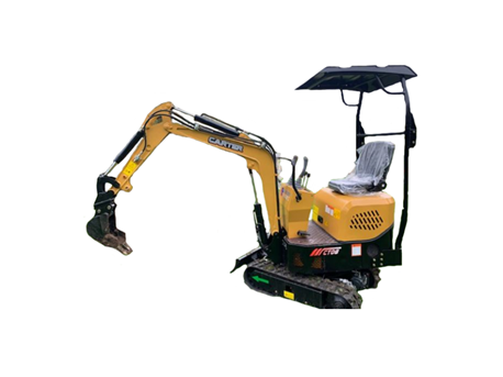 Carter CT08 Midi Digger Hire Prices With An Operator