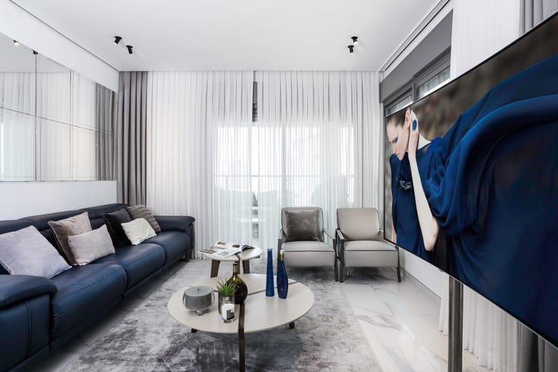 Haute Couture -דירת יוקרה