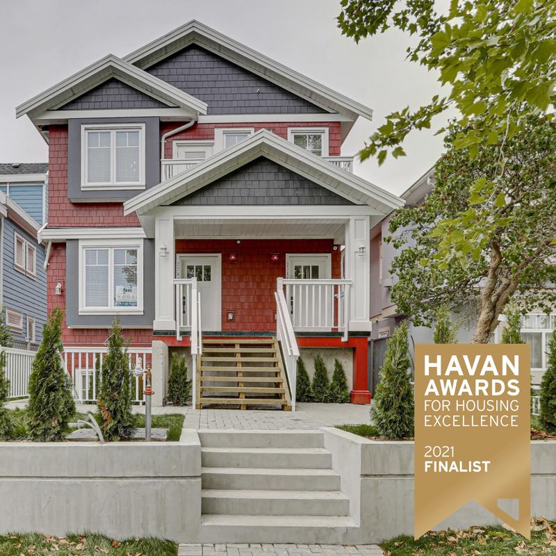 Duke Street Flats - BC Housing Award for Excellence in Innovation Housing