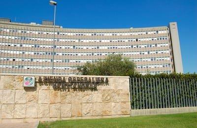 Ambulanze presso Ospedale S. Andrea