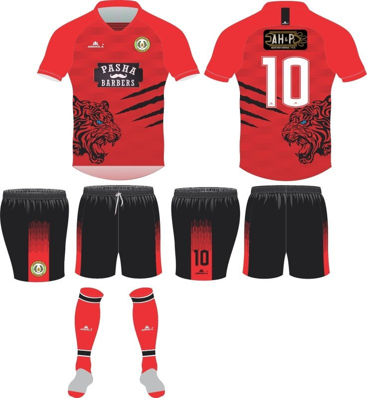 Youth Team Kits for 2020/21