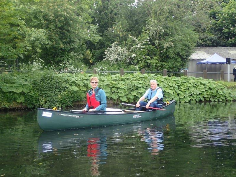 Canoe and Kayak Hire