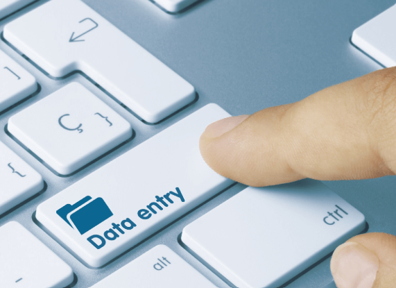 Data Entry - CRMs , Databases