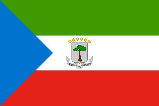 Embajada de la República de Guinea Ecuatorial Concurrente desde Brasilia