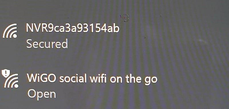 Using WiGO Wifi