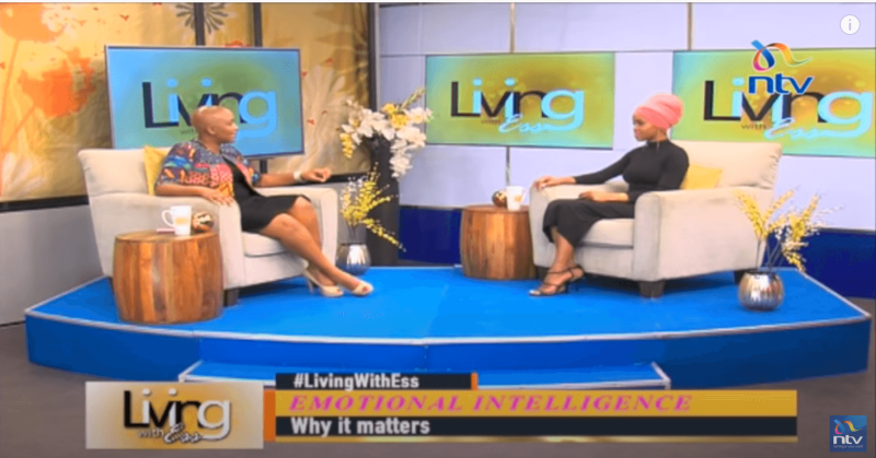 TV Interview: Living With Ess (Nation Media)