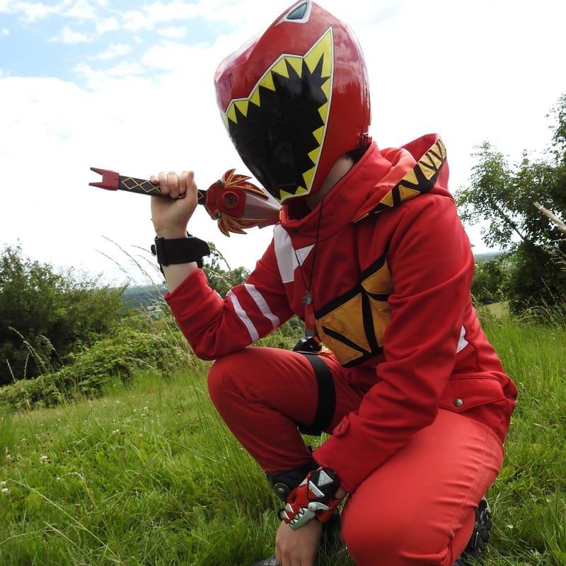 Red Tyranno Ranger