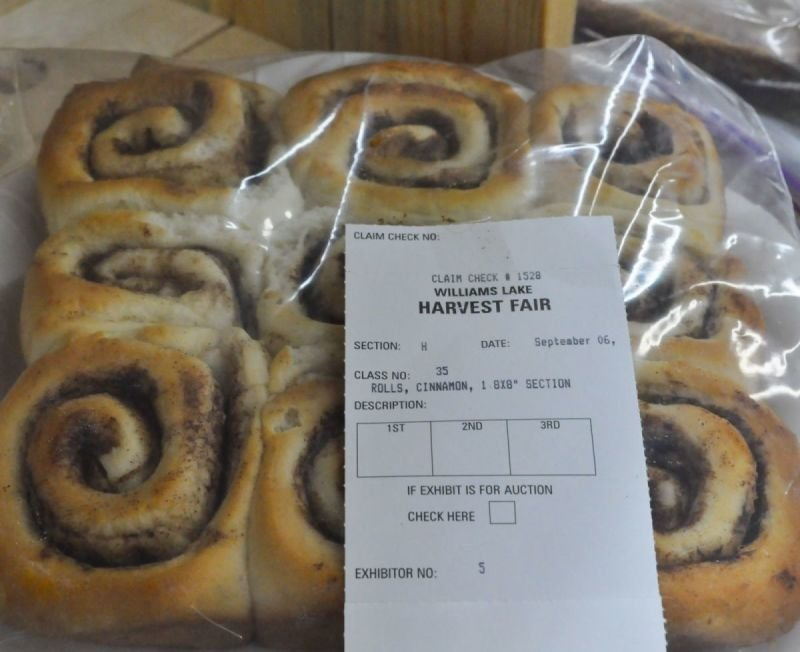 Section H - Home Baking