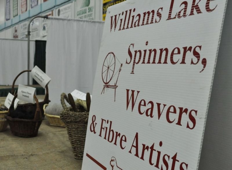 Spinning & Weaving Demo