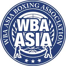 WBA Asia Rankings - August 2021
