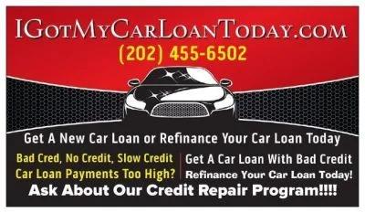 Second Chance Car Loans & Auto Refinance Loans