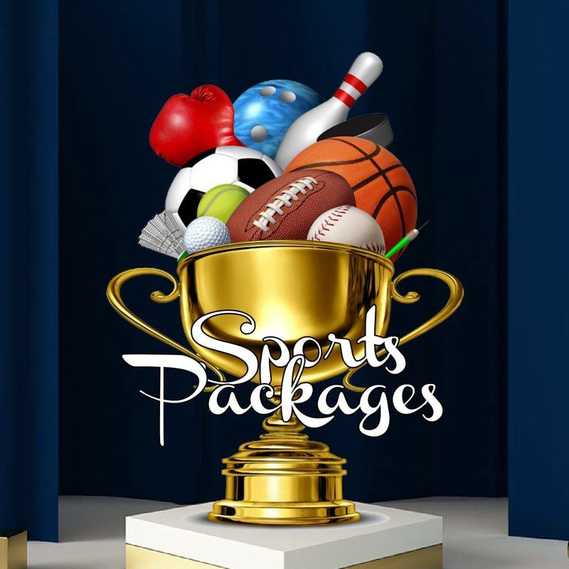 Sports Packages - Prices from £45*
