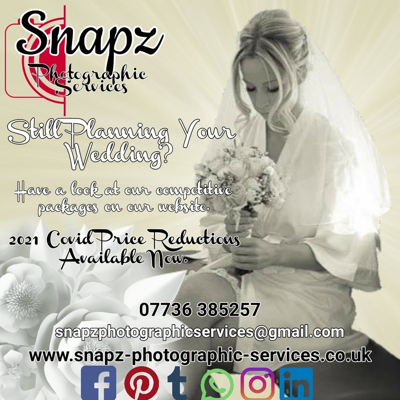2021 Covid Wedding Package Deals
