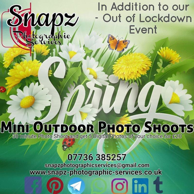 Mini Outdoor Photo Shoots