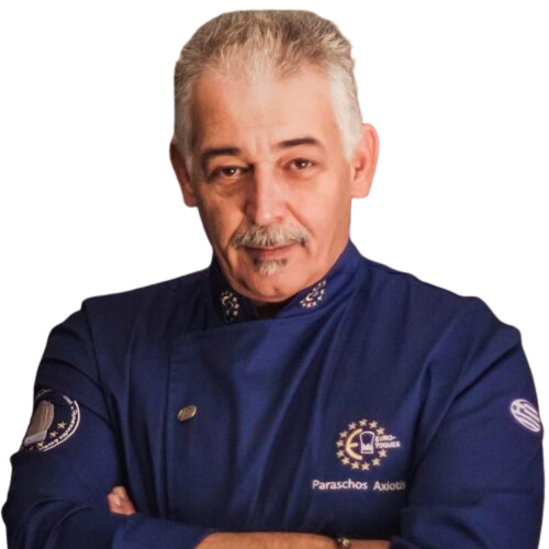 Executive Chef ''Axiotis πaraschos''