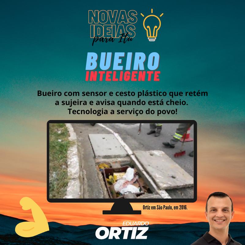 BUEIRO INTELIGENTE