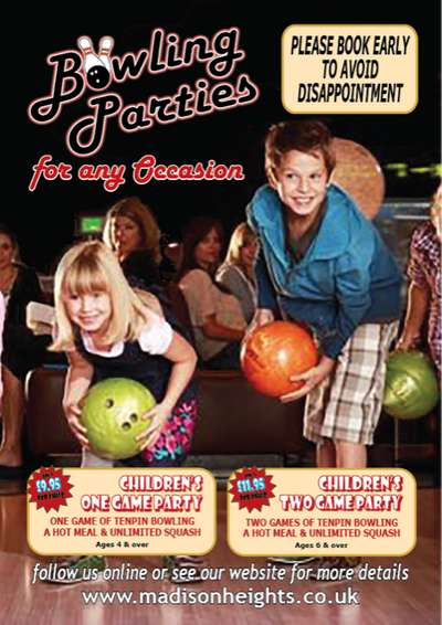 Bowling Parties