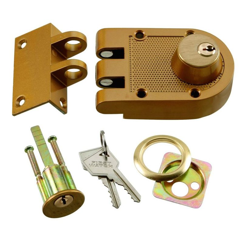 Magnetic security lock