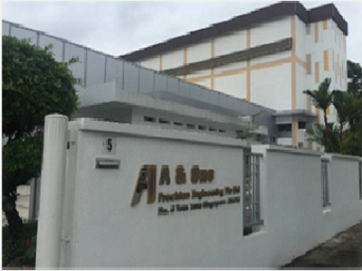 A & One Precision Engineering Pte Ltd (Singapore Tuas)