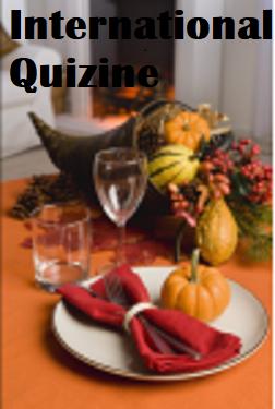 Quiz Game & Cuisine