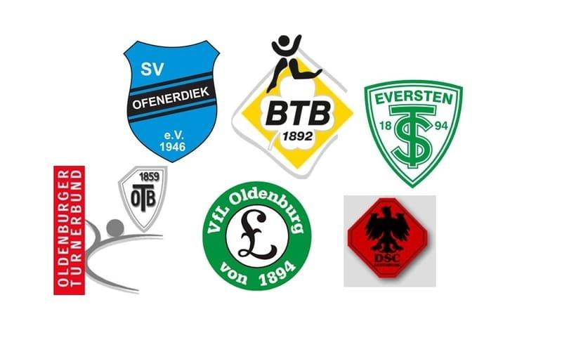 Vereine mit Sportabzeichenabnahmen