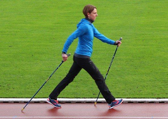Walking und Nordic-Walking
