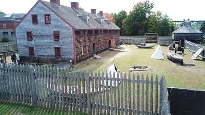 Old Fort Western Bicentennial Lectures