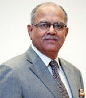 Lieutenant General Tariq Waseem Ghazi (Ret.)