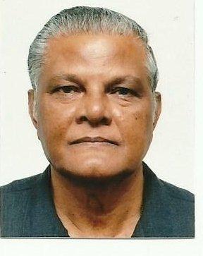 Major General Joseph G. Singh, MSS, MSc, FCMI, FRGS (Ret.)
