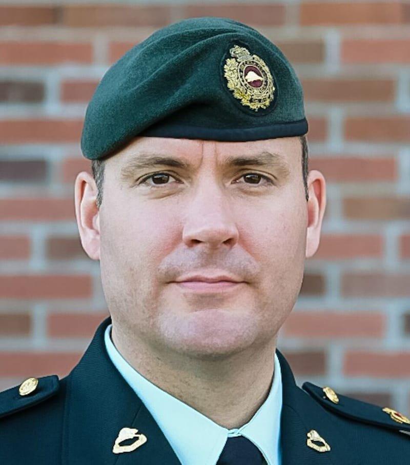 Lieutenant-Colonel David Burbridge
