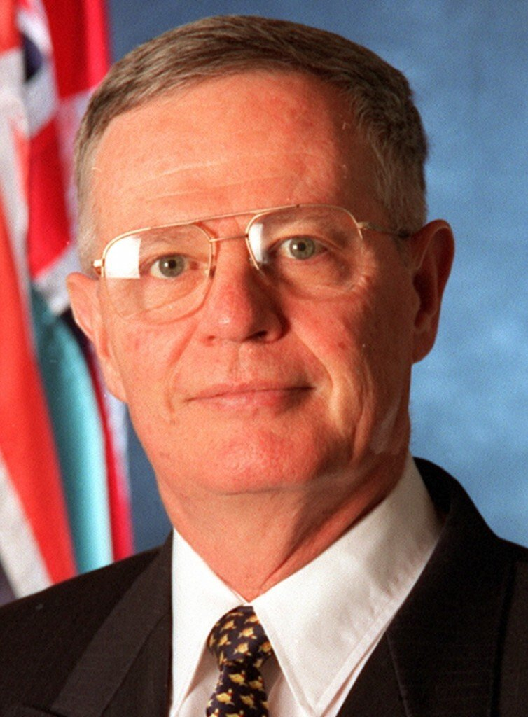 Admiral Chris Barrie, AC RAN (Ret.)