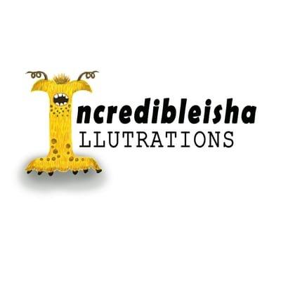 Incredibleisha Illustrations