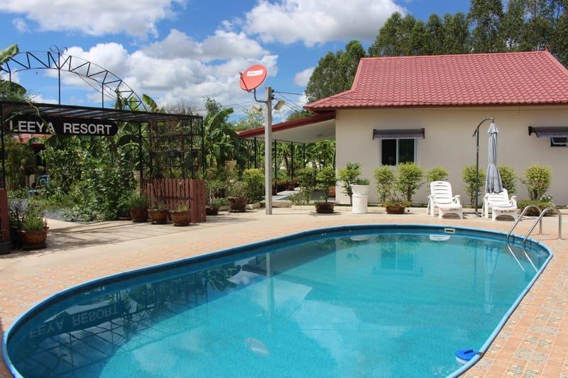 2 bedroom pool Villas with swimming pool