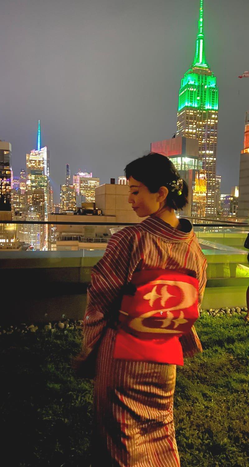 Advance kimono dressing course (12 class)