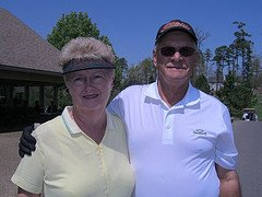 Larry and Jeannette Keim