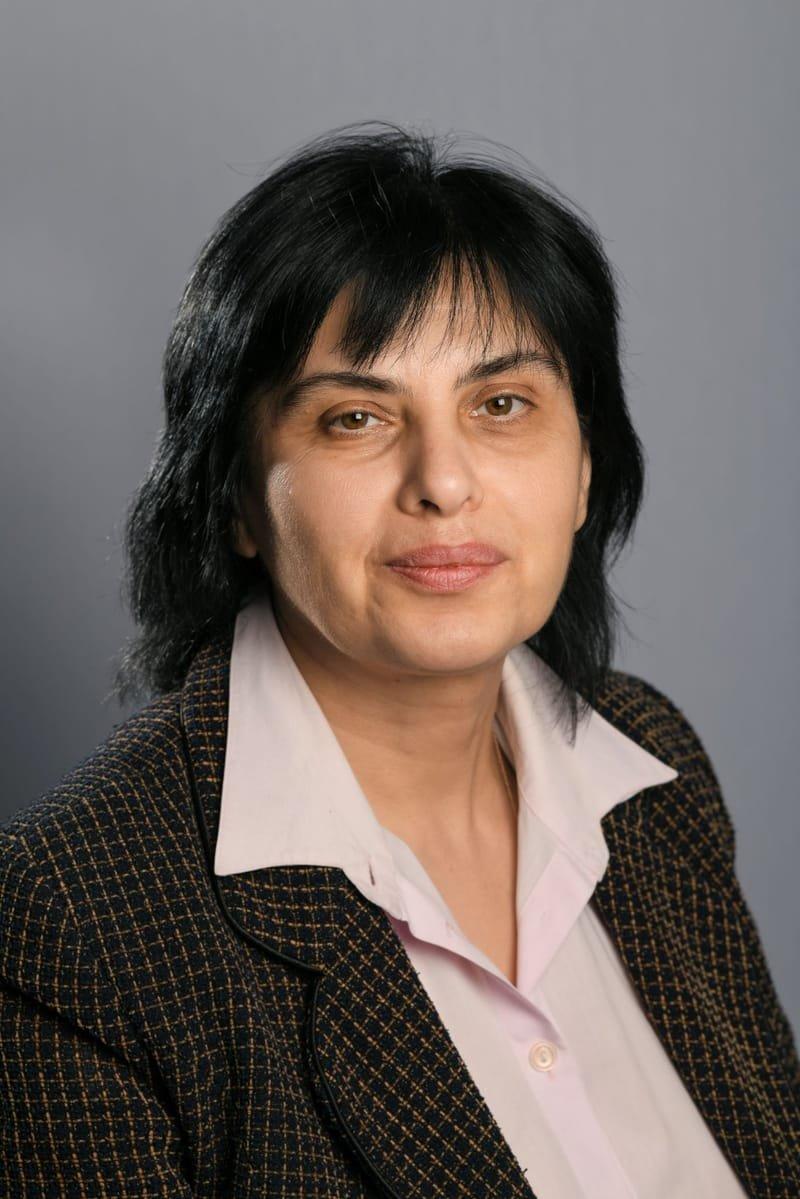Assoc. Prof. PhD, MD Tamar Saralidze
