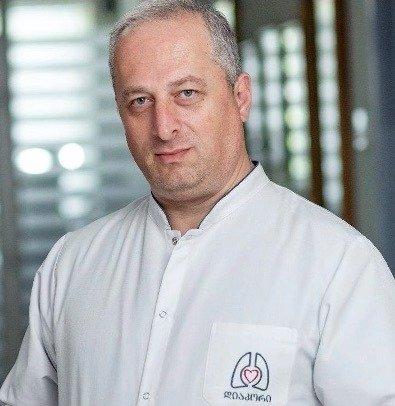 MD. Zviad Eradze