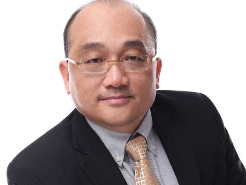 Peter Seah, MBA, CPF