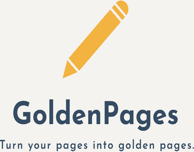 GoldenPages Editing