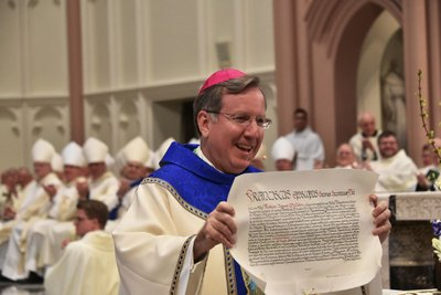 Process of Appointing a Bishop