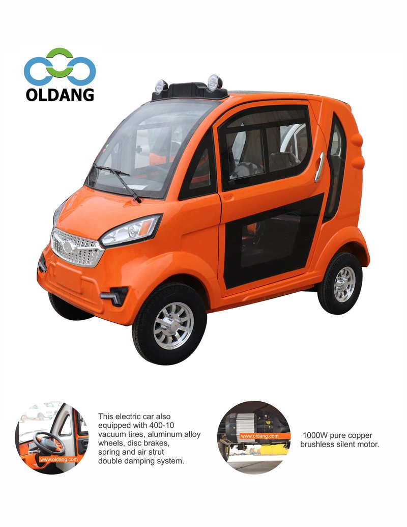 P21 Mini Four Wheel Electric Vehicle (Ev)