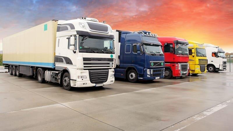 Vermittlung von CE Kraftfahrern