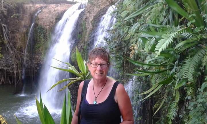 Karen Thomson from Canada