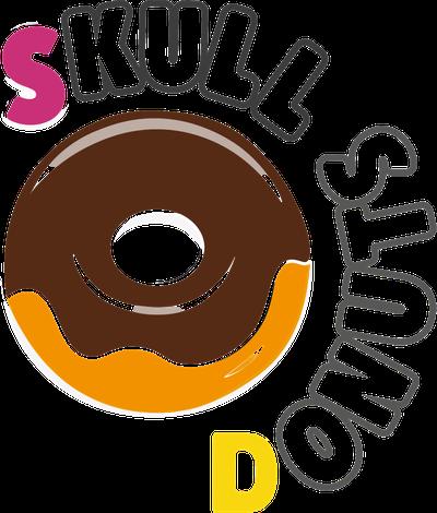 SKULL DONUTS