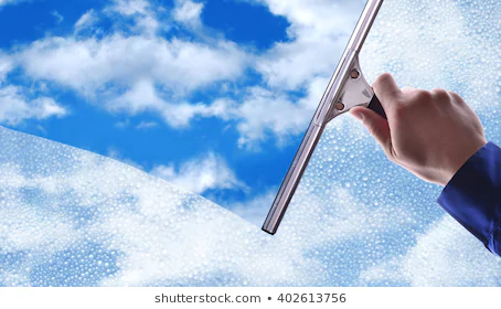 Exterrior Window Cleaning